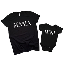 Load image into Gallery viewer, MAMA & MINI Set | Mom & Baby T-Shirt Set - Crystal Rose Design Co.