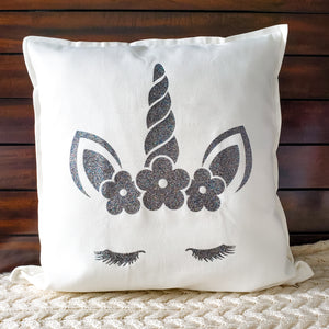 Unicorn Pillow Cover