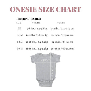 Little Peanut Onesie - Crystal Rose Design Co.
