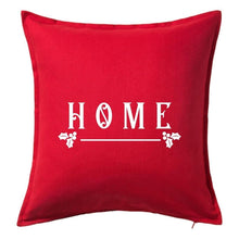 Load image into Gallery viewer, HOME Christmas Pillow | Pillow Cover | Cushion Cover