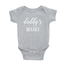 Load image into Gallery viewer, Daddy's Sidekick Onesie
