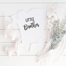 Load image into Gallery viewer, Little Brother Onesie - Crystal Rose Design Co.