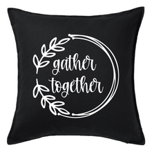 Load image into Gallery viewer, Gather Together Pillow | Pillow Cover | Cushion Cover - Crystal Rose Design Co.