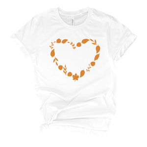 Fall Heart T-Shirt