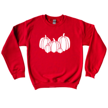 Load image into Gallery viewer, Pumpkin Collection Crewneck Sweater