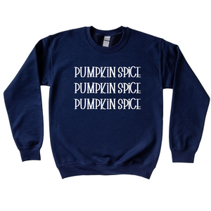 Pumpkin Spice Crewneck Sweater