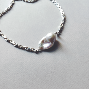 Pearl Necklace no. 9