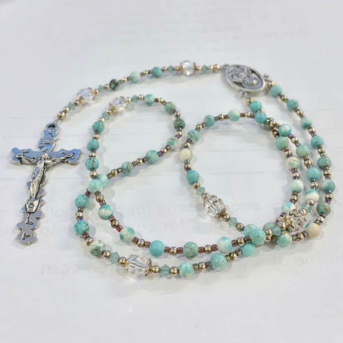 First Communion Gift | Catholic Rosary | Custom Rosary