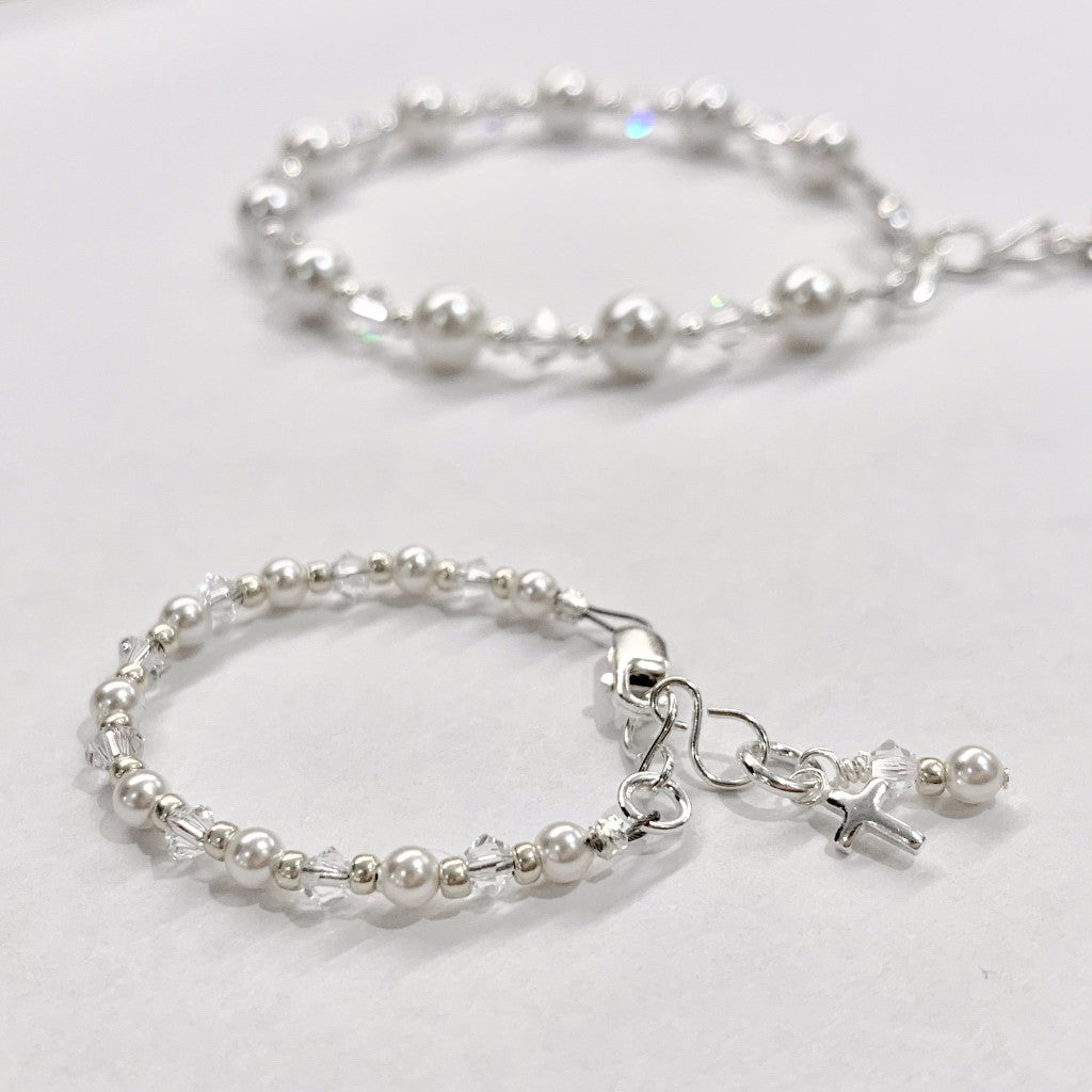 First Communion Bracelet for American Girl | Matching First Communion | Doll Communion | First Communion Gift