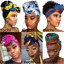 Load image into Gallery viewer, Wholesale Ankara head wraps