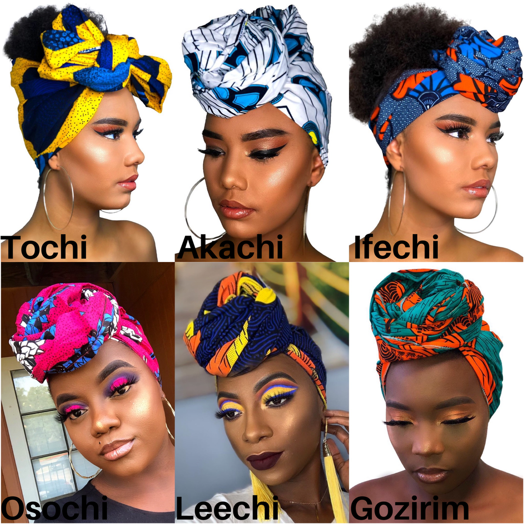 Wholesale Ankara head wraps