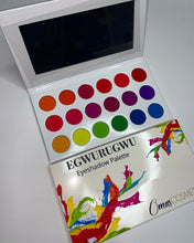 Load image into Gallery viewer, Egwurugwu Eyeshadow palette
