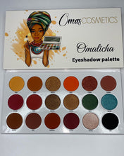 Load image into Gallery viewer, Omalicha Eyeshadow Palette