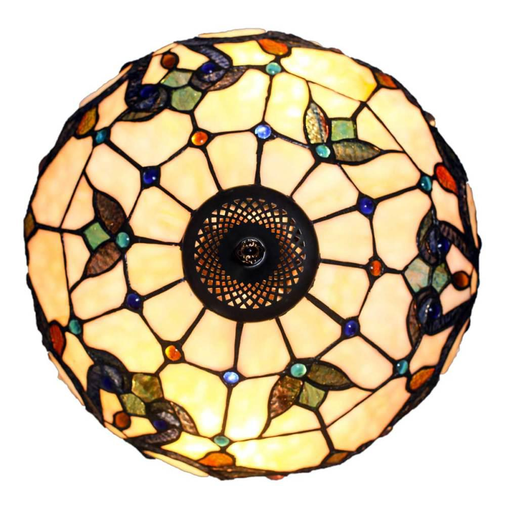 River Of Goods 20 In Multi Colored Table Lamp With