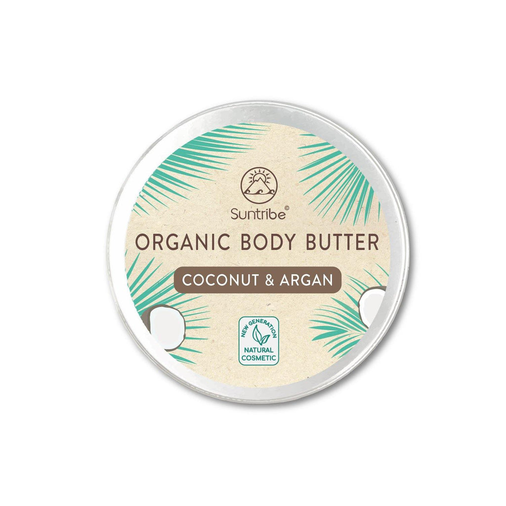 Suntribe Body Butter COCONUT & ARGAN - 150ml