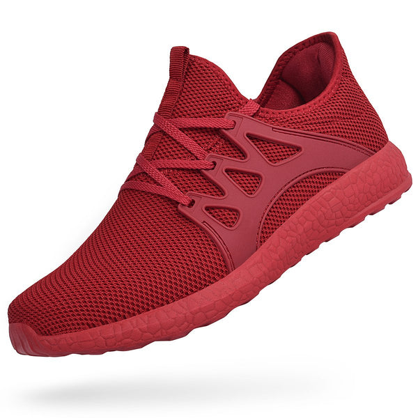 Men's Sneakers Lightweight Breathable Mesh Gym Casual Shoes