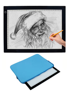 Best A4 LED Tracing Light Box Tracing Tablet Ultra.