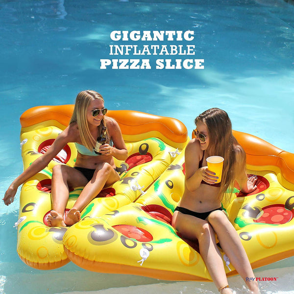 Luxury Inflatable Pizza Pool Float
