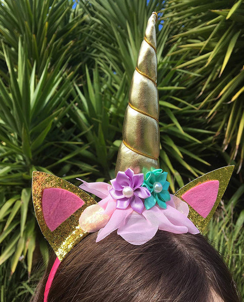Birthday Decoration Headbands