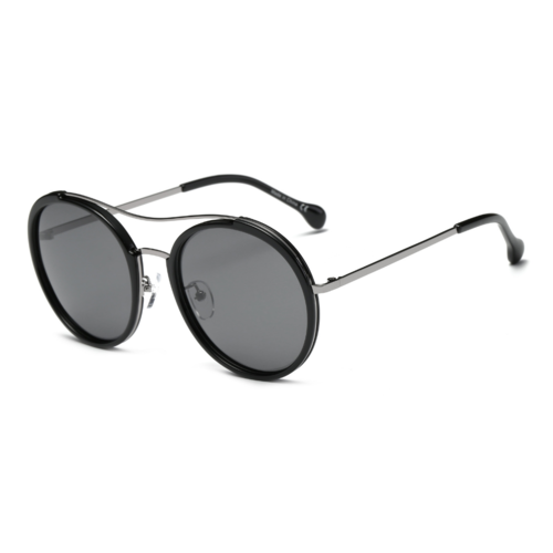 Unisex Polarized Round Fashion Sunglasses