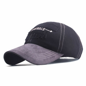 Xthree New men's cap denim baseball caps for men streetwear women dad hat snapback embroidery casual cap casquette hip hop cap