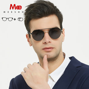 prescription sunglasses clip on sunglasses men sun glasses megnetic glasses frame for driving UV400 gafas de sol mujer