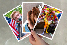 Load image into Gallery viewer, #Occupy 12-pack Postcard Set