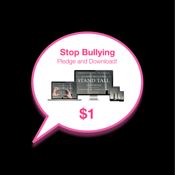 Against Bullying - Mini eBook - Pledge $1 - MiCode Store