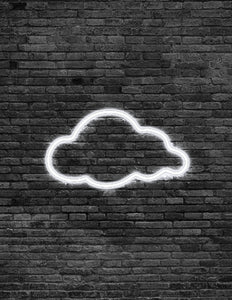 Cloud Neon Sign