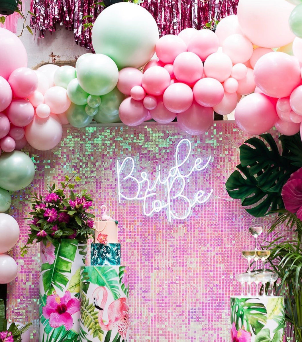 'Bride to Be' Neon Sign
