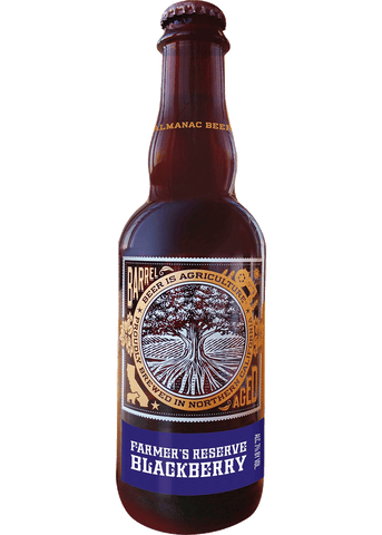 ALMANAC Farmer's Reserve Blackberry - The Cult Beer Store from Hashigo Zake