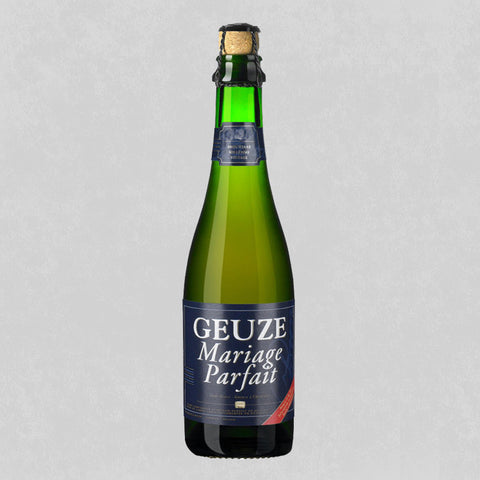 Boon Geuze Mariage Parfait 375ml Bottle TAKEAWAY - The Cult Beer Store from Hashigo Zake
