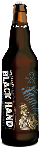 Speakeasy Black Hand Chocolate Milk Stout - The Cult Beer Store from Hashigo Zake