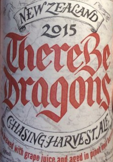 CHASING HARVEST There Be Dragons 2015 - The Cult Beer Store from Hashigo Zake