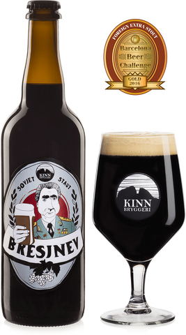 KINN Bresjnev - The Cult Beer Store from Hashigo Zake