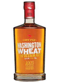 DRY FLY Straight Washington Wheat Whiskey - The Cult Beer Store from Hashigo Zake