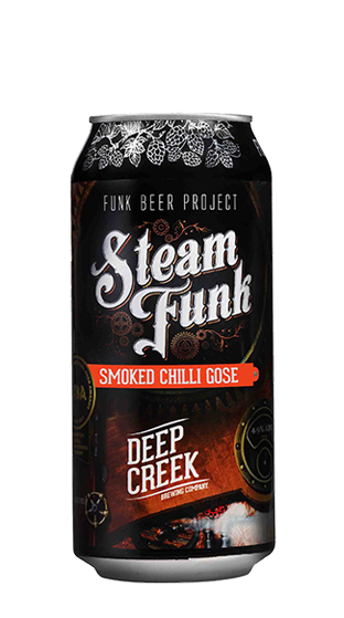 DEEP CREEK Smoked Chilli Gose - The Cult Beer Store from Hashigo Zake