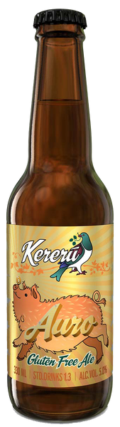 KERERU Auro Gluten Free Ale - The Cult Beer Store from Hashigo Zake