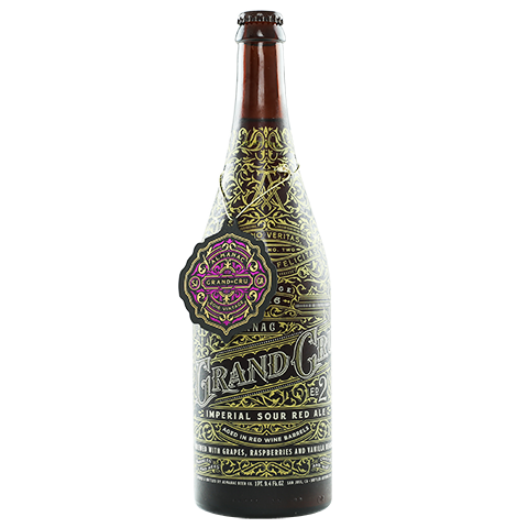 ALMANAC Grand Cru Red 2016 - The Cult Beer Store from Hashigo Zake