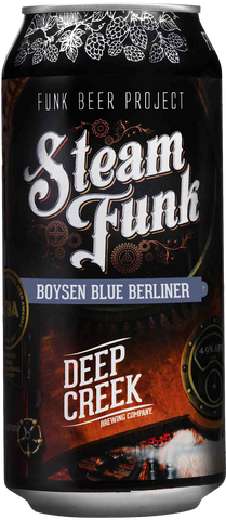 DEEP CREEK Boysen Blue Berliner Weisse - The Cult Beer Store from Hashigo Zake