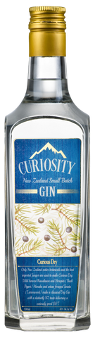Curiosity Dry Gin - The Cult Beer Store from Hashigo Zake