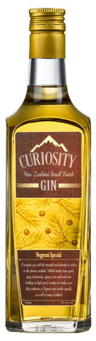 CURIOSITY Negroni Gin - The Cult Beer Store from Hashigo Zake