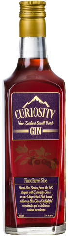 Curiosity Pinot Barrel Sloe - The Cult Beer Store from Hashigo Zake