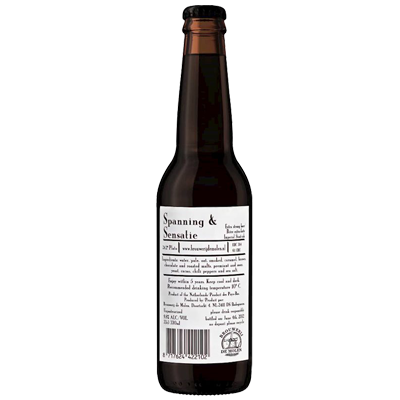 De Molen Spanning & Sensatie 330ml Bottle TAKEAWAY - The Cult Beer Store from Hashigo Zake