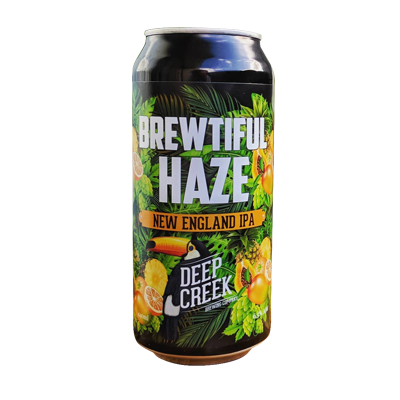 Deep Creek Brewtiful Haze - The Cult Beer Store from Hashigo Zake