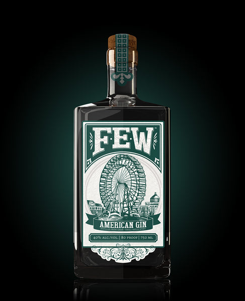 FEW Spirits American Gin - The Cult Beer Store from Hashigo Zake