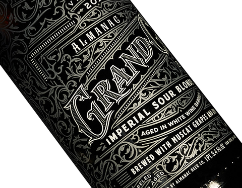 Almanac Grand Cru White 2016