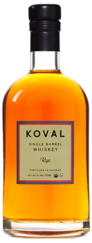 KOVAL Rye Whiskey - The Cult Beer Store from Hashigo Zake