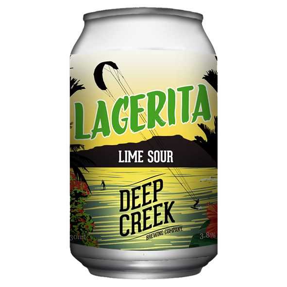 DEEP CREEK Lagerita - The Cult Beer Store from Hashigo Zake
