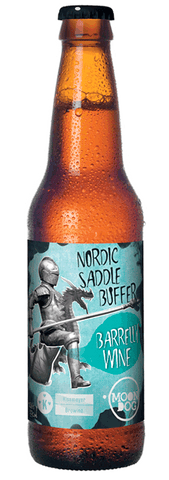 MOON DOG / KISSMEYER Nordic Saddle Buffer - The Cult Beer Store from Hashigo Zake